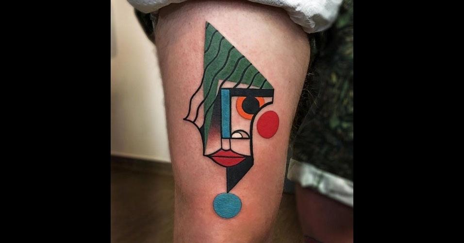15. Trabalho do tatuador Mike Boyd