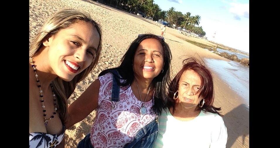 Belissa e Clarisse homenageiam a mamãe e vovó Jandira