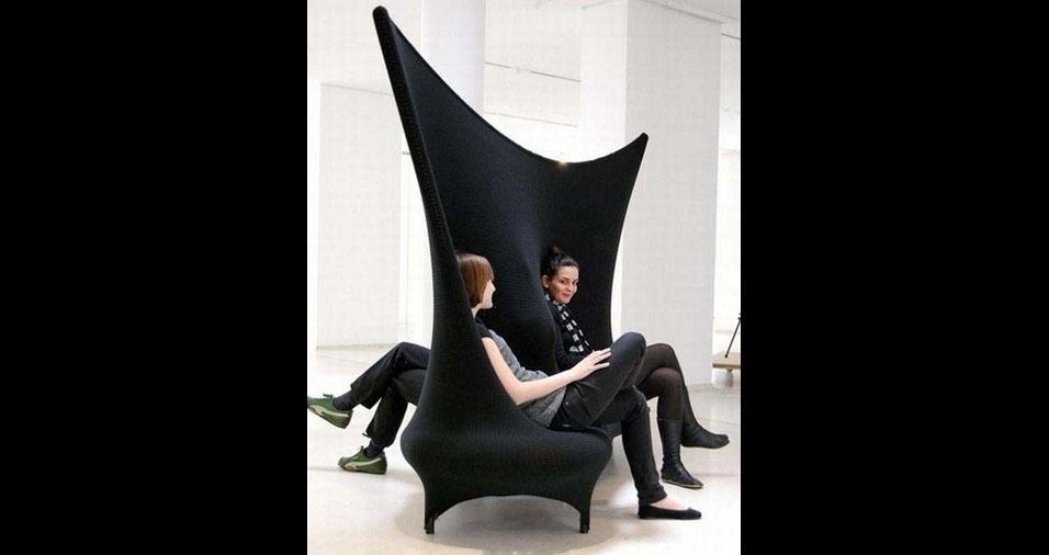3. Um sofá pra lá de exclusivo