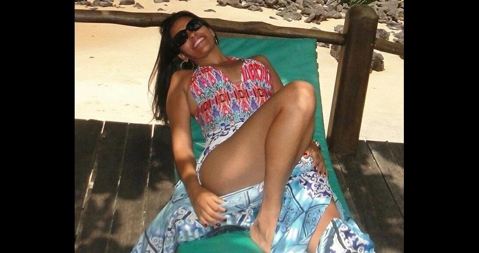 Ana Paula Félix de Farias Albuquerque, 35 anos, de Paulista (PE)