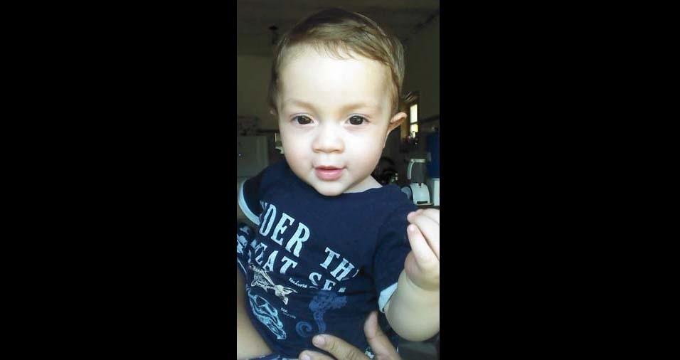 Miguel, de nove meses, enviado pela Simone, de Paraty (RJ)