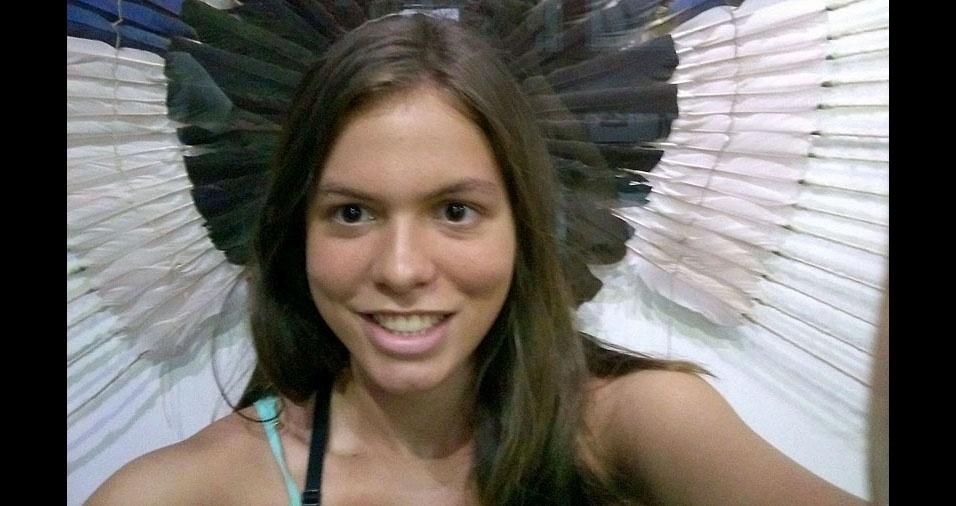 Lara Machado, 18 anos, de Tupã (SP)