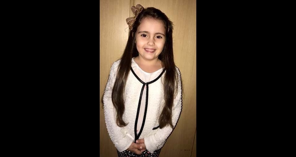 Adriana Lisboa Manzutti e Marcelo José Manzutti, de Bariri (SP), enviaram foto da Luna, de cinco anos