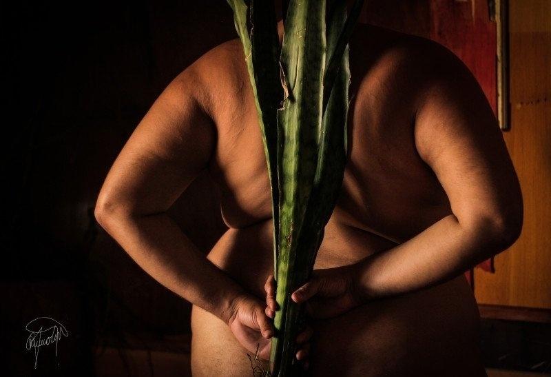 """19.fev.2016 - Em um manifesto publicado no site """"Gorda e Sapatão"""", Jéssica defende que estereótipos antigos são derrubados quando as mulheres resolvem se dar força e enxergar a beleza de seus corpos"""