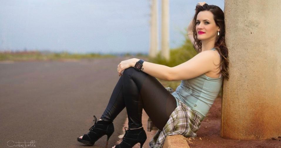 Elisangela Vigato, 37 anos, de Jaú (SP)