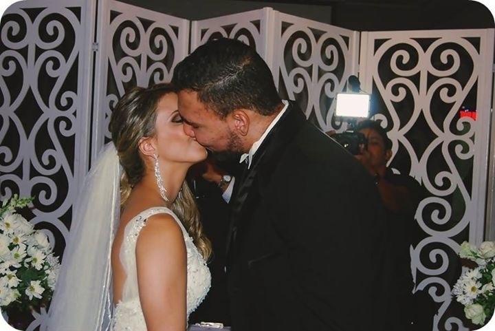 Isabelle Pereira e Guilherme Nunes, de Nova Iguaçu (RJ), em 14 de dezembro de 2014