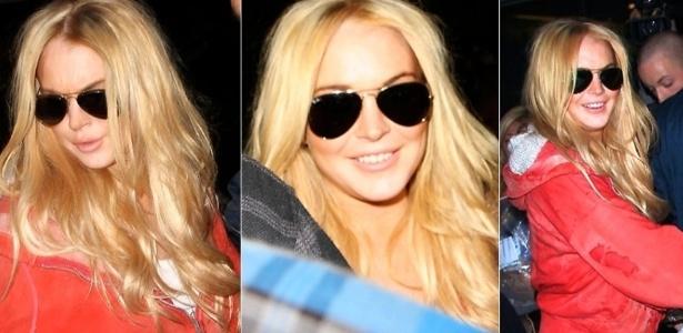 13be95814 15 polêmicas na vida da atriz Lindsay Lohan - Listas - BOL