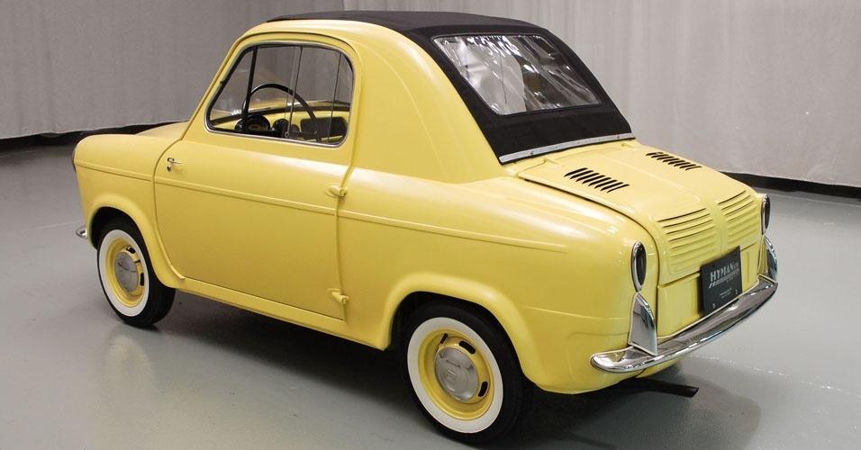 22. Vespa 400, 1957