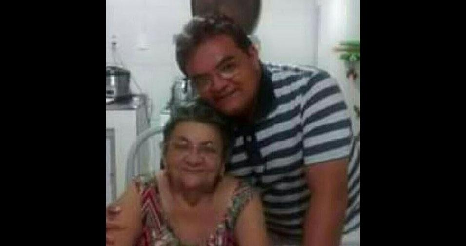 Genilson Pereira Trindade e Oneide Leiros Pereira, de Natal (RN)