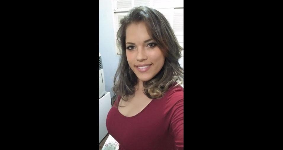 Adria Delarmelina, 21 anos, de Pedro Canário (ES)