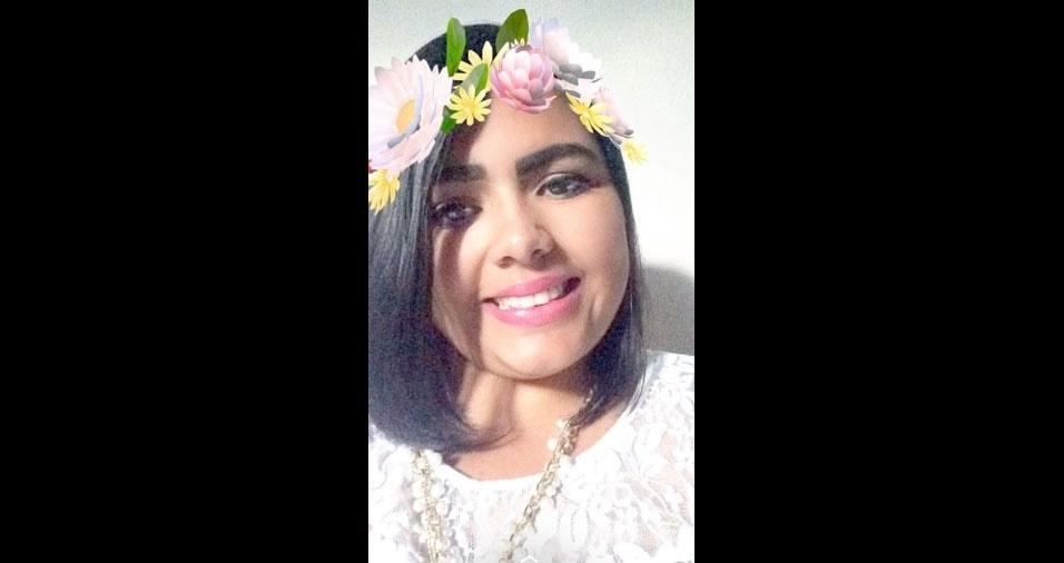 Estefani, 21 anos, de São Paulo (SP)