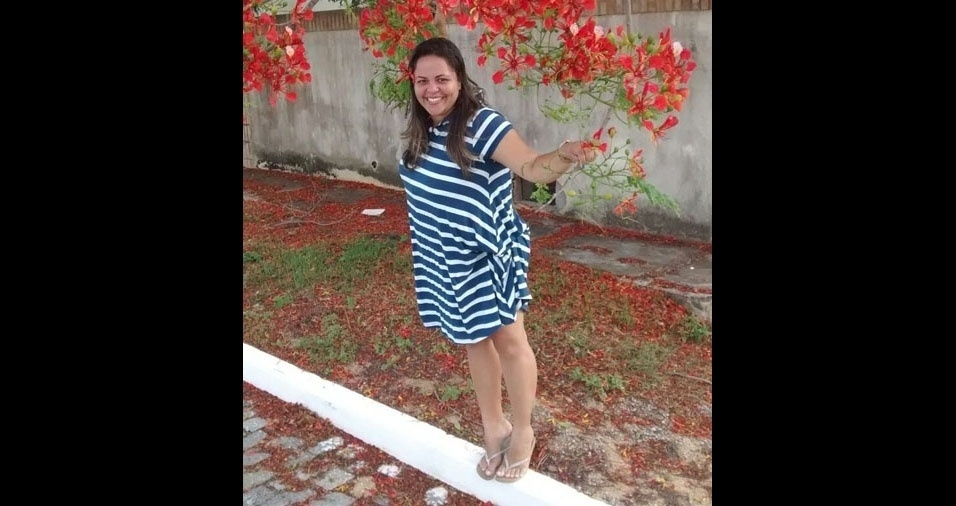 Sara Barros, 29 anos, de Campos dos Goytacazes (RJ)