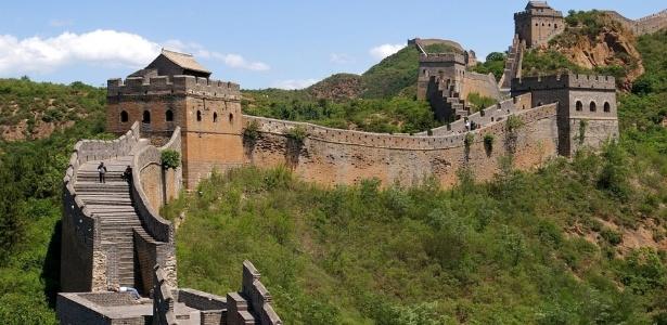 Resultado de imagem para muralha china