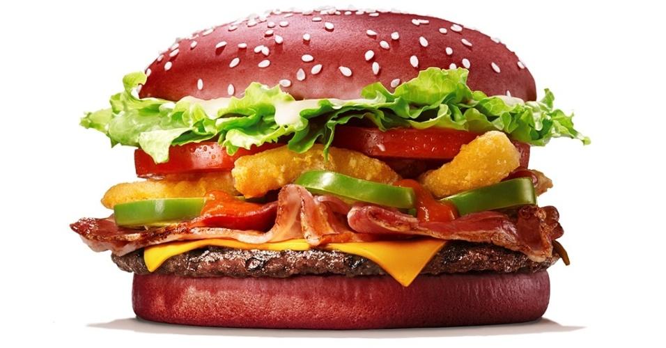 confira quais s o os 20 hamb rgueres de fast food mais cal ricos do brasil bol fotos bol fotos. Black Bedroom Furniture Sets. Home Design Ideas