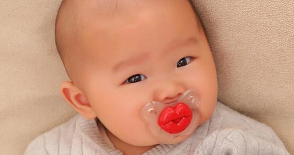 18. Quem não quer um beijo desta gracinha?