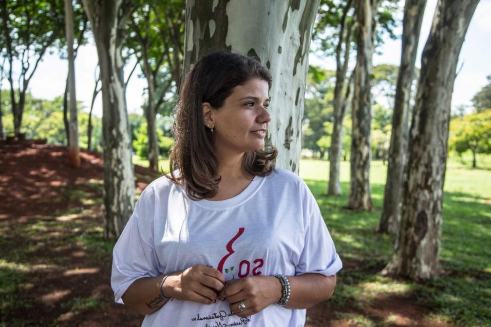 Grupo Sobre Viver.Flávia Cunha sempre teve vontade de ser mãe. Professora de educação infantil, ela esteve a vida profissional inteira rodeada de crianças. Cerca de cinco anos após se casar, ela e o marido decidiram que queriam engravidar. Após dois anos de tentativas, ela teve a notícia de que estaria esperando Marcela
