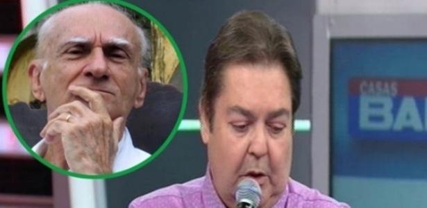 Reprodução/TV Globo Montagem/BOL
