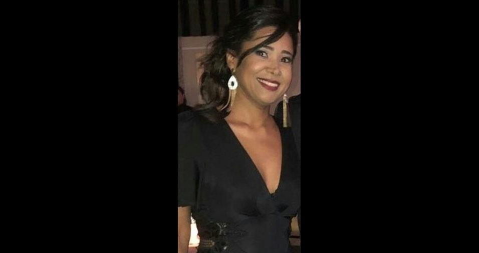 Jaci Santos, 39 anos, de Vila Velha (ES)