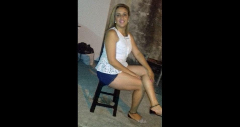 Shirley de Jesus, 36 anos, de Taboão da Serra (SP)