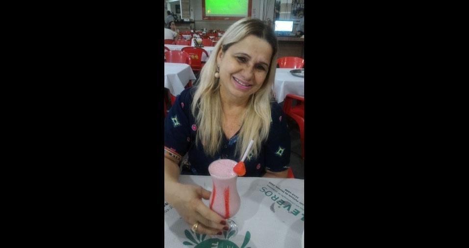 Noely Lopes, 55 anos, de Birigui (SP)
