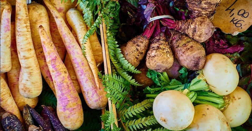 12. Lachanofobia: o pavor a vegetais