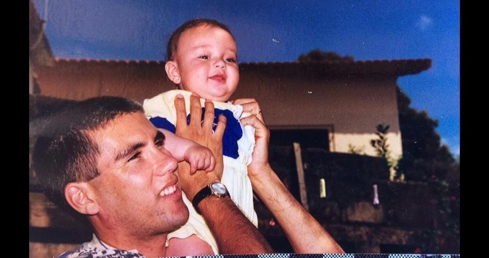 Renato, de Brumadinho (MG), conta que foi em 1996 que se tornou pai do João Pedro, que hoje tem 20 anos e cursa jornalismo