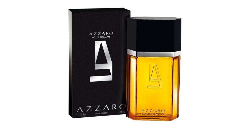 "5. Os perfumes Azzaro ""lexítimos"" eram venda garantida na chegada dos ônibus bate-e-volta"