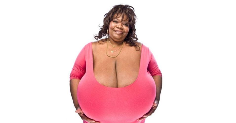 27. Sabe quantos litros de silicone Annie Hawkins-Turner implantou nos seios? Zero. É tudo natural. A dona dos maiores peitos do mundo tem 1,78m de busto, de acordo com o registro de 1999.