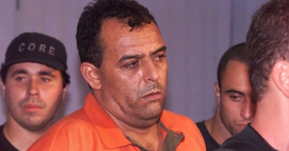Carlos Orlando Messina Vidal, o Chileno, e Jorge Alexandre Cândido Maria, o Sombra, foram presos em 2003 acusados de dar continuidade aos negócios de Fernandinho Beira-Mar no tráfico internacional de drogas. Suspeita-se que Chileno (foto) vinha treinando com táticas de guerrilha semelhantes as das Farc