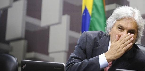 Delcídio não participou da sessão que votou sua cassação - Marcos Oliveira/Agência Senado