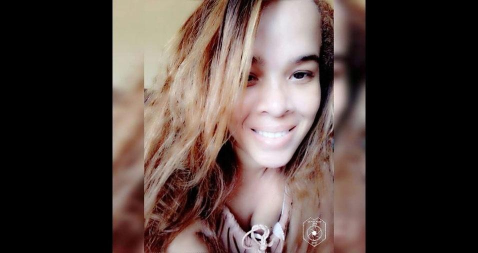Sirlene Arantes Silveira, 31 anos, de Aracruz (ES)