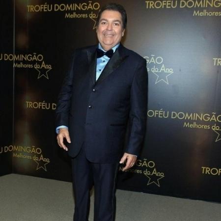 Faustão comemora fim do site de fofocas da Globo - Reprodução/UOL/AgNews