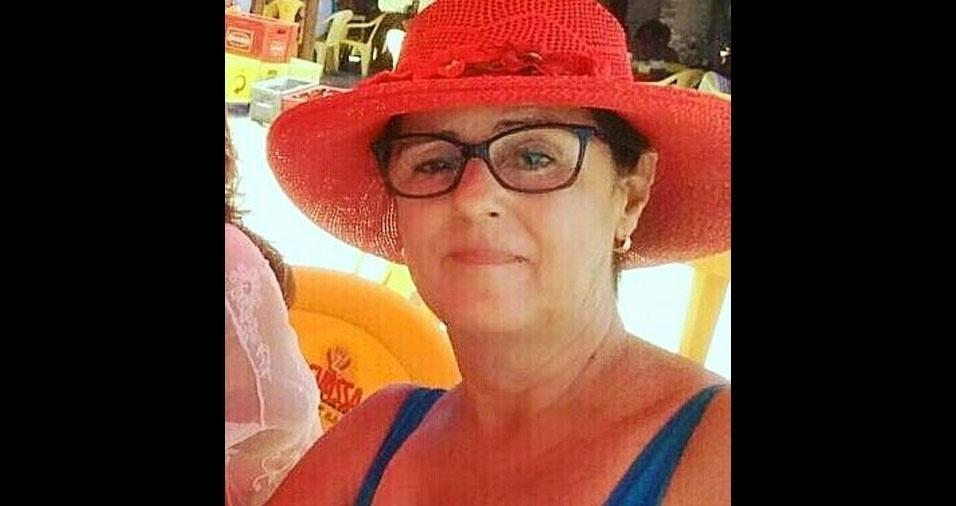Célia Leal, 55 anos, de Salvador (BA)