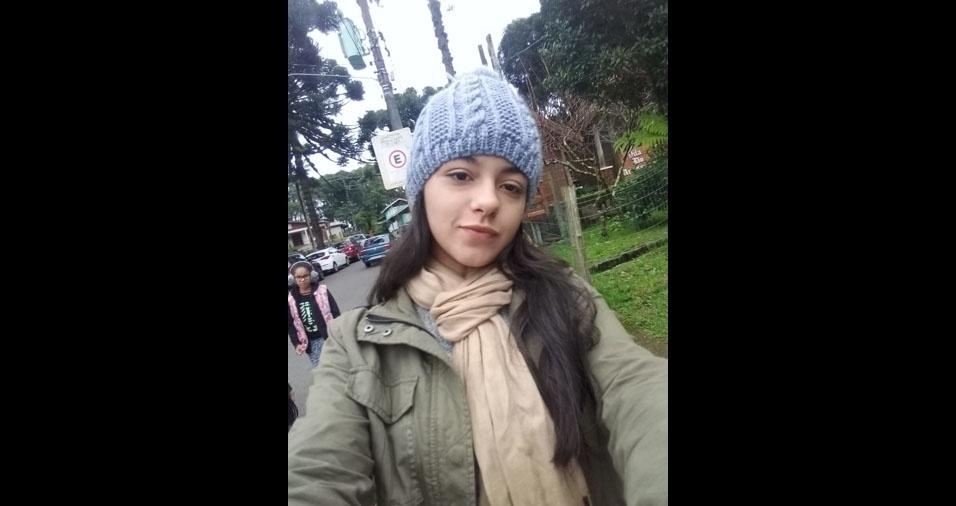Heloísa é a filha do Eudes Eustáquio Santos Silva. Eles vivem em Belo Horizonte (MG)