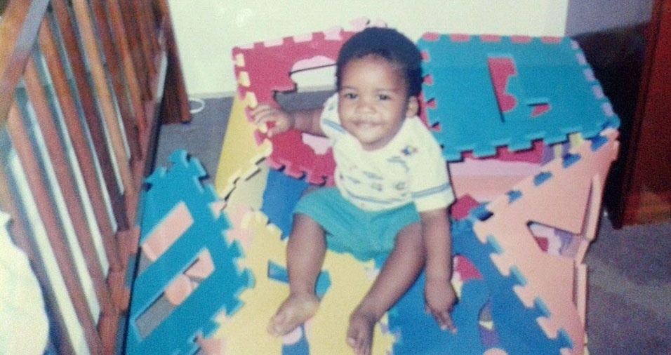 Gabriel Alex Correia de Mello, do Rio de Janeiro (RJ), tinha 11 meses em dezembro de 1996