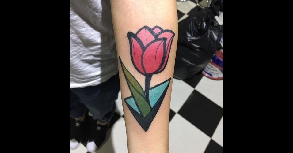 19. Tulipa