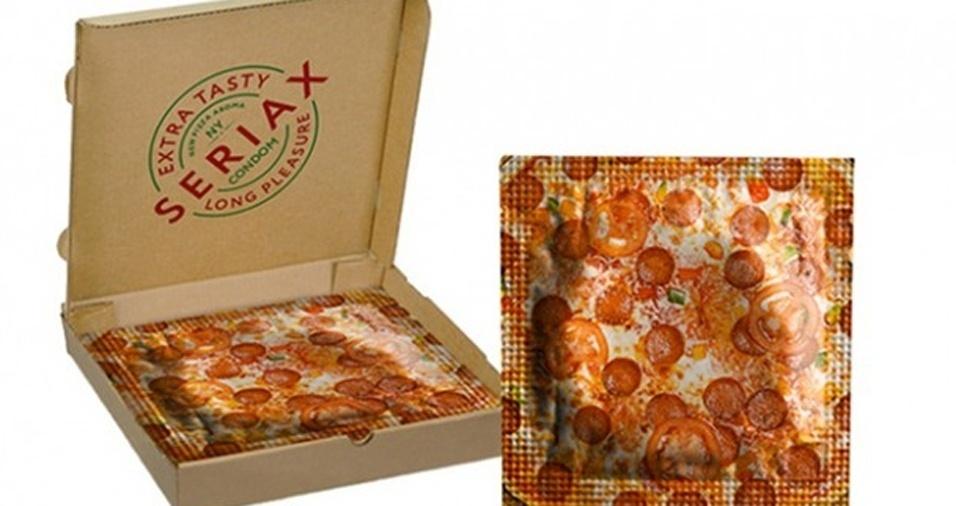 5. Tem dias em que você já sabe que vai tudo acabar em pizza ( ͡° ͜ʖ ͡°)