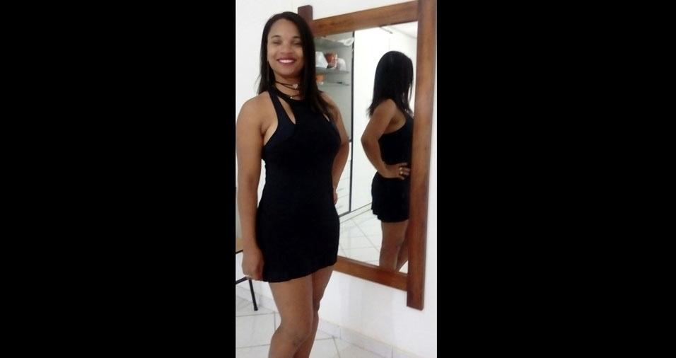 Ivonice Reis, 36 anos, de Eunápolis (BA)