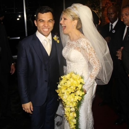 Cerimônia de casamento de Jonathan Costa e Antonia Fontenelle - Agnews