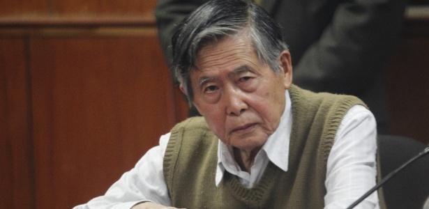 O ex-ditador peruano, Alberto Fujimori - Reprodução/Latin Times