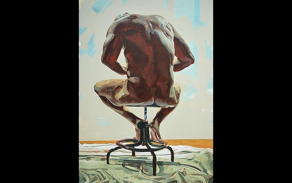 28.jul.2016 - O abandono e a solidão são sentimentos retratados pelo norte-americano Patrick Earl Hammie em suas pinturas a óleo
