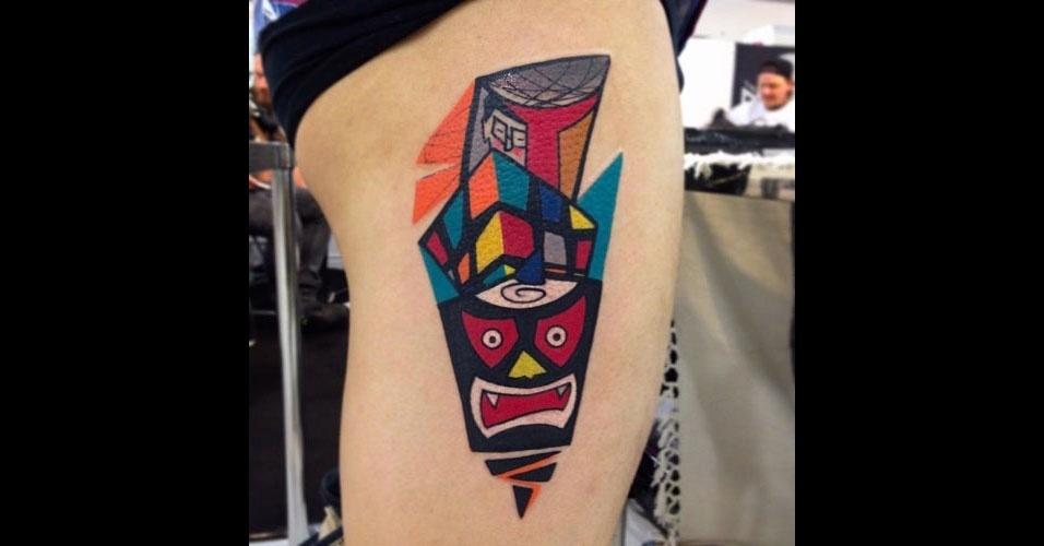 9. Tatuagem de Mike Boyd