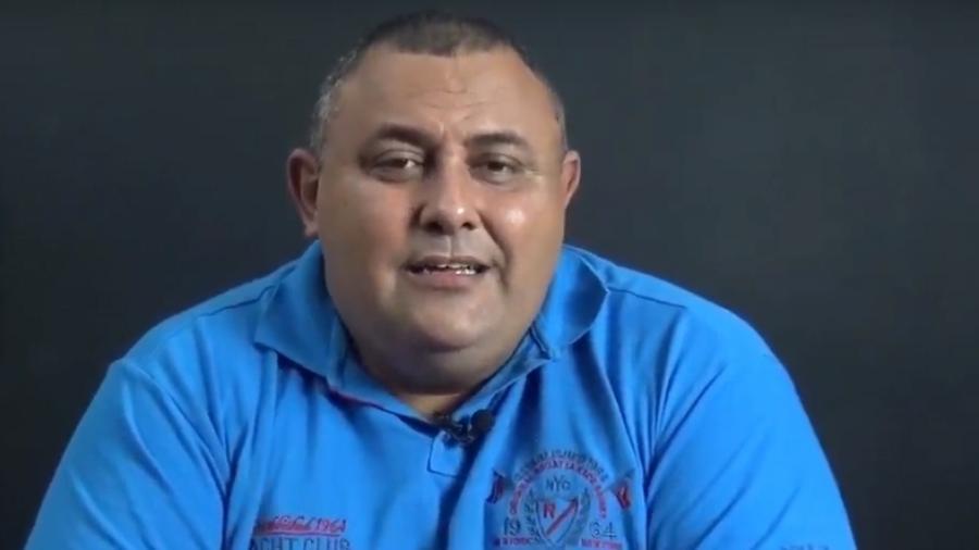 Deputado Márcio Labre (PSL-RJ) - Reprodução/YouTube