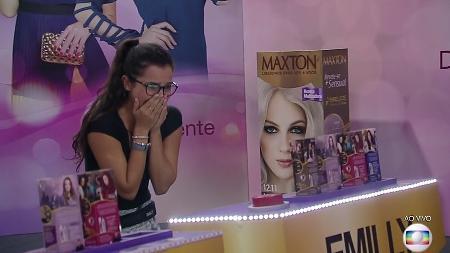 Reprodução/;TV Globo