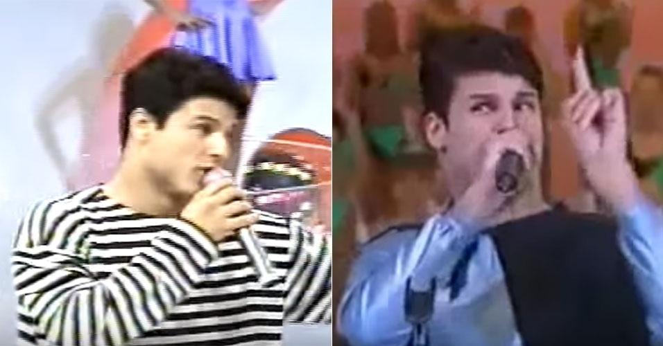 """Com o grande sucesso, as emissoras passaram a disputar os Mamonas Assassinas, que sempre bombavam a audiência. """"Domingo Legal"""", do SBT, e """"Domingão do Faustão"""", da TV Globo, travaram uma batalha a parte no ibope, especialmente entre outubro e novembro de 1995. """"Os Mamonas iam em um programa, era recorde de ibope na emissora"""", conta o empresário da banda, Samy Elia. Em um """"Domingo Legal"""", então comandado pelo apresentador Gugu Liberato, os Mamonas chegaram a ficar ao vivo durante 1 hora. O fato estimulou o diretor global Boni a oferecer um contrato de exclusividade à banda, que não topou o acordo. """"A Globo queria parar de 'tomar' pau do Gugu"""", diz o produtor Rick Bonadio ao relembrar o caso"""