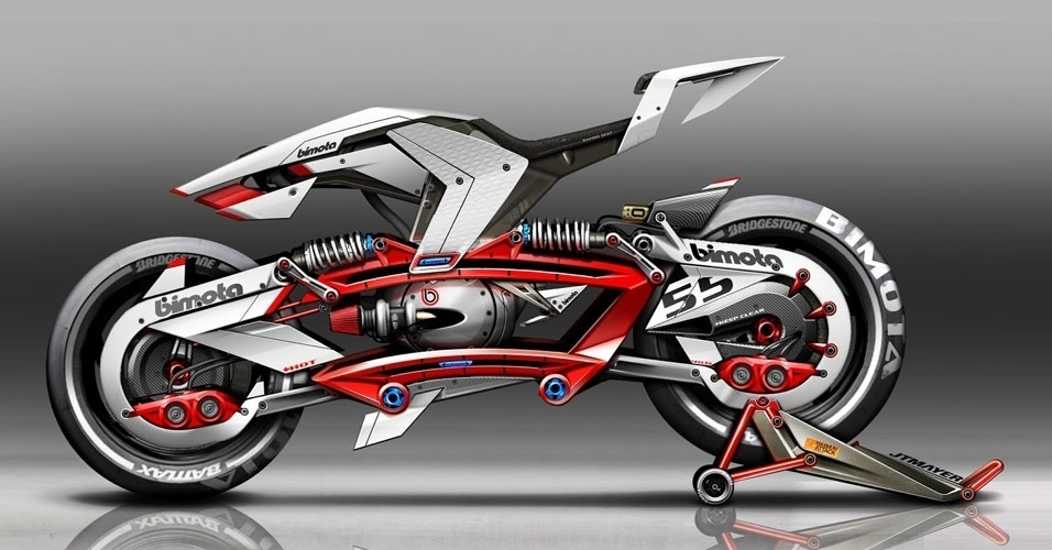 27. Bimota, de Jean-Thomas Mayer