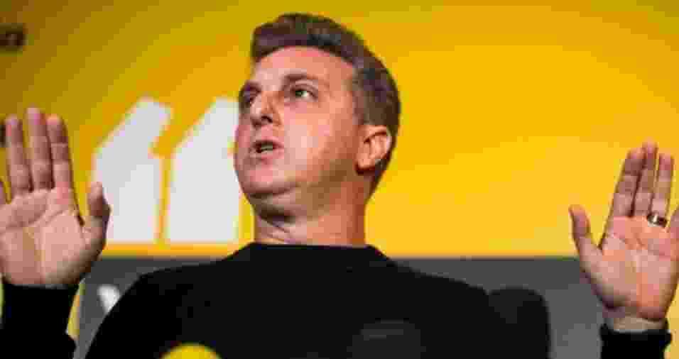 Luciano Huck - Marcelo Chelloc//CJPress/Estadão Conteúdo