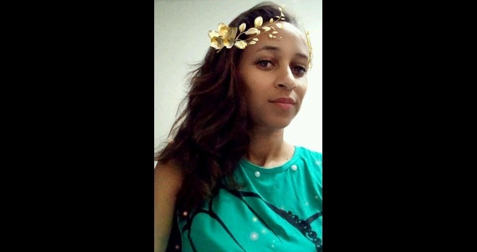 Rozana Maria Gomes, 26 anos, de Boqueirão (RN)