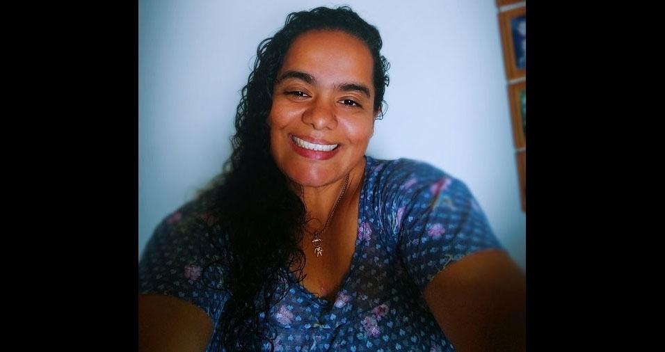 Ana Teixeira, 39 anos, de Taquara (RJ)