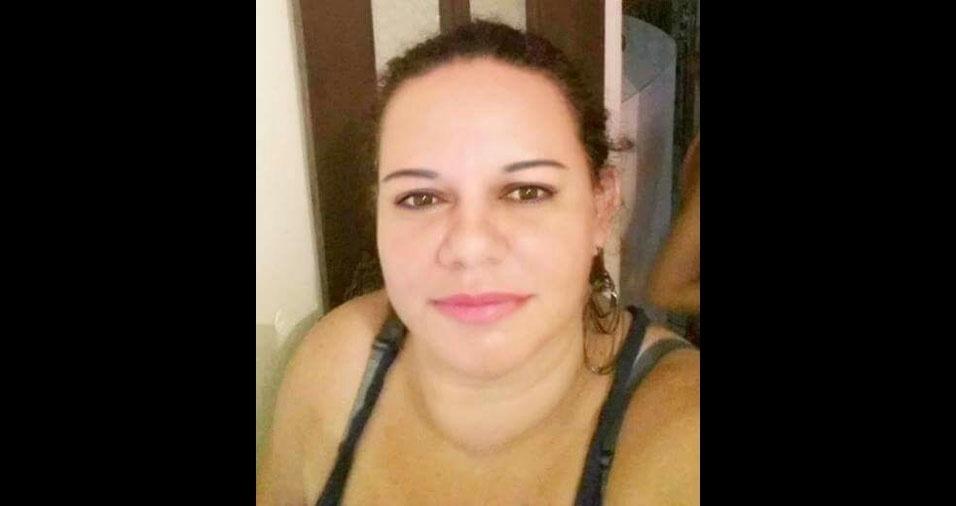 Patricia da Silva Reis, 40 anos, de  Salvador (BA)